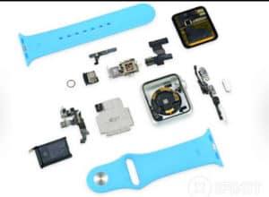 Veja como é o Apple Watch por dentro