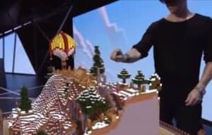Com realidade aumentada, Microsoft mostra o futuro dos games
