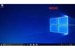 Microsoft cria novo papel de parede para o Windows 10; veja como ficou