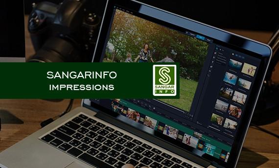 Sangarinfo Impressions